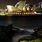 Opera on the Rocks by Mathew Courtney