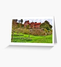 Chartwell, Sir Winston Churchill's Country Home Greeting Card