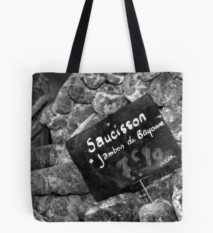 Saucisson Tote Bag