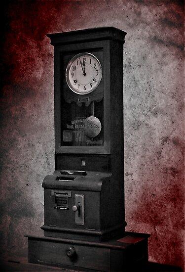 The Old Clock by RickDavis