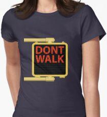 "New York Crosswalk Sign Don""t Walk T-Shirt"