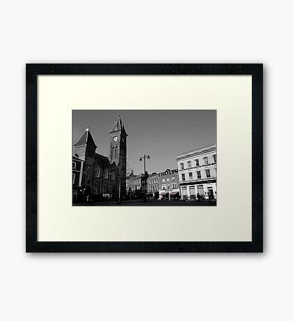 Brasserie Framed Print