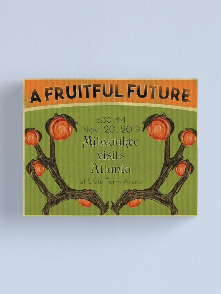 Alternate view of A Fruitful Future Canvas Print