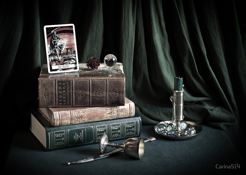 Old Books by Carina514