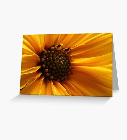 Yellow IV Greeting Card