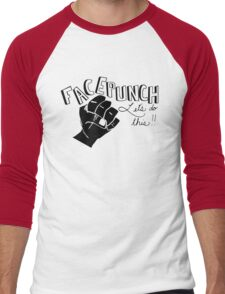 Facepunch: Let's Do This Men's Baseball ¾ T-Shirt