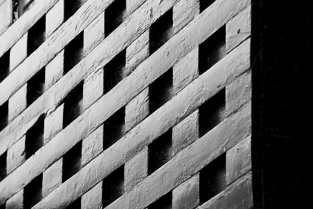 Puzzle Or Wall by Kelly Connolly