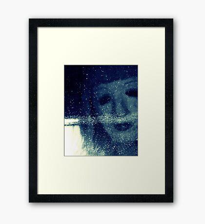 04-04-11:  Mirrormask Framed Print