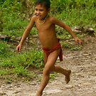 I'm Running Around My World. by Reg1