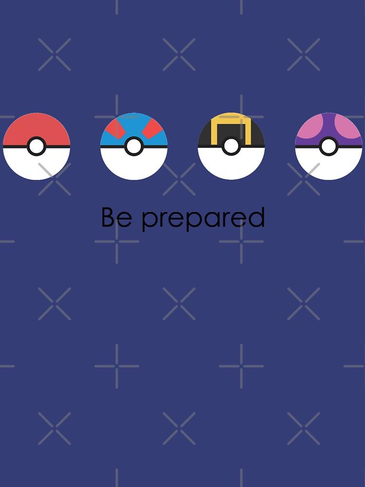 Be Prepared by Jenik