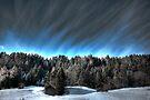 Alpine skies by bbtomas