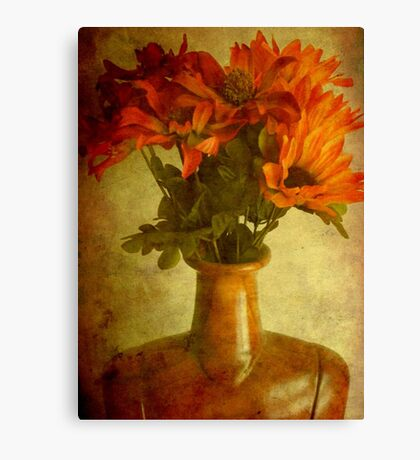 Just a flower display ©  Canvas Print