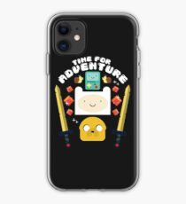 Time For Adventure! (Adventure Time) iPhone Case