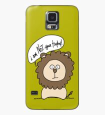 I am not your trophy! Case/Skin for Samsung Galaxy