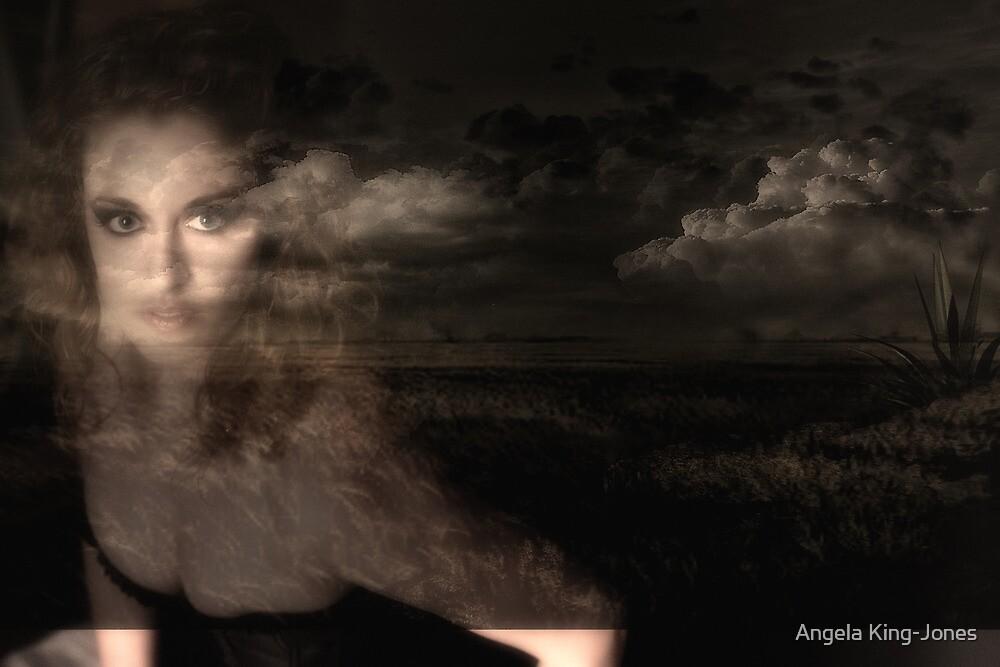 Free falling by Angela King-Jones
