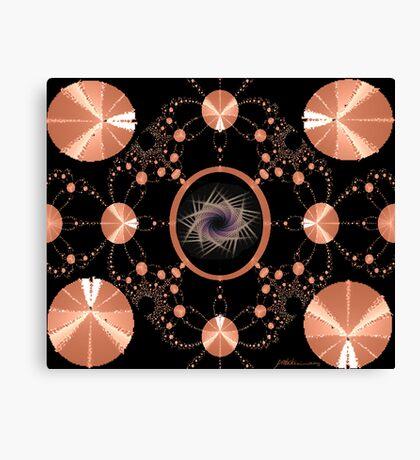 """""""Galaxies"""" Canvas Print"""