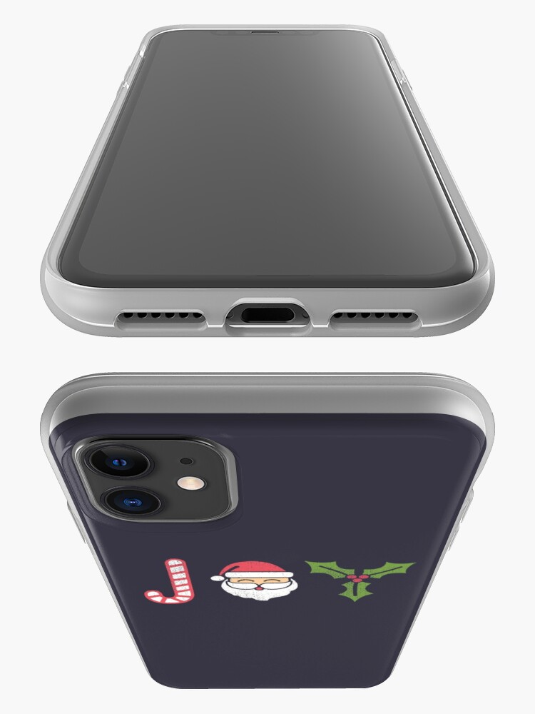 Alternate view of Christmas Joy  iPhone Case & Cover