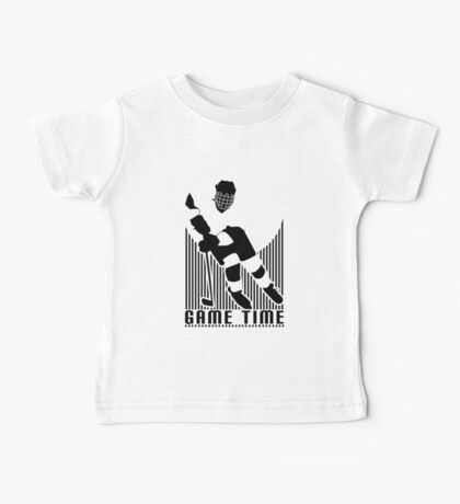 Game Time - Hockey (White) Kids Clothes