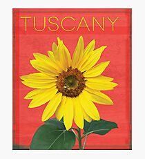 Tuscany. Photographic Print