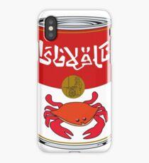Delicious Crabjuice iPhone Case