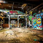 Death Of A Disco by TonyPriestley