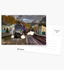 Grosmont - Revisited Postcards