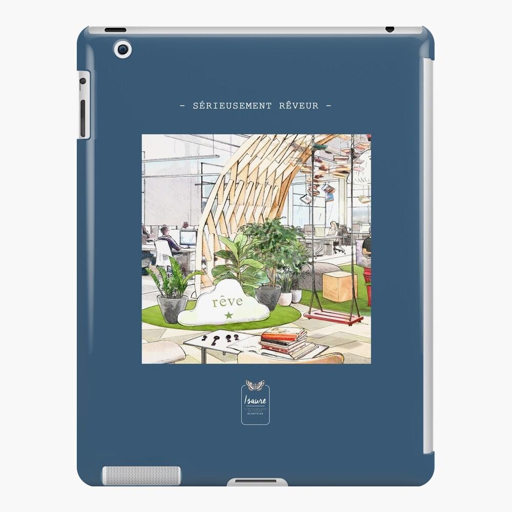SERIOUSLY DREAMER / SERIOUS DREAMER iPad Case & Skin