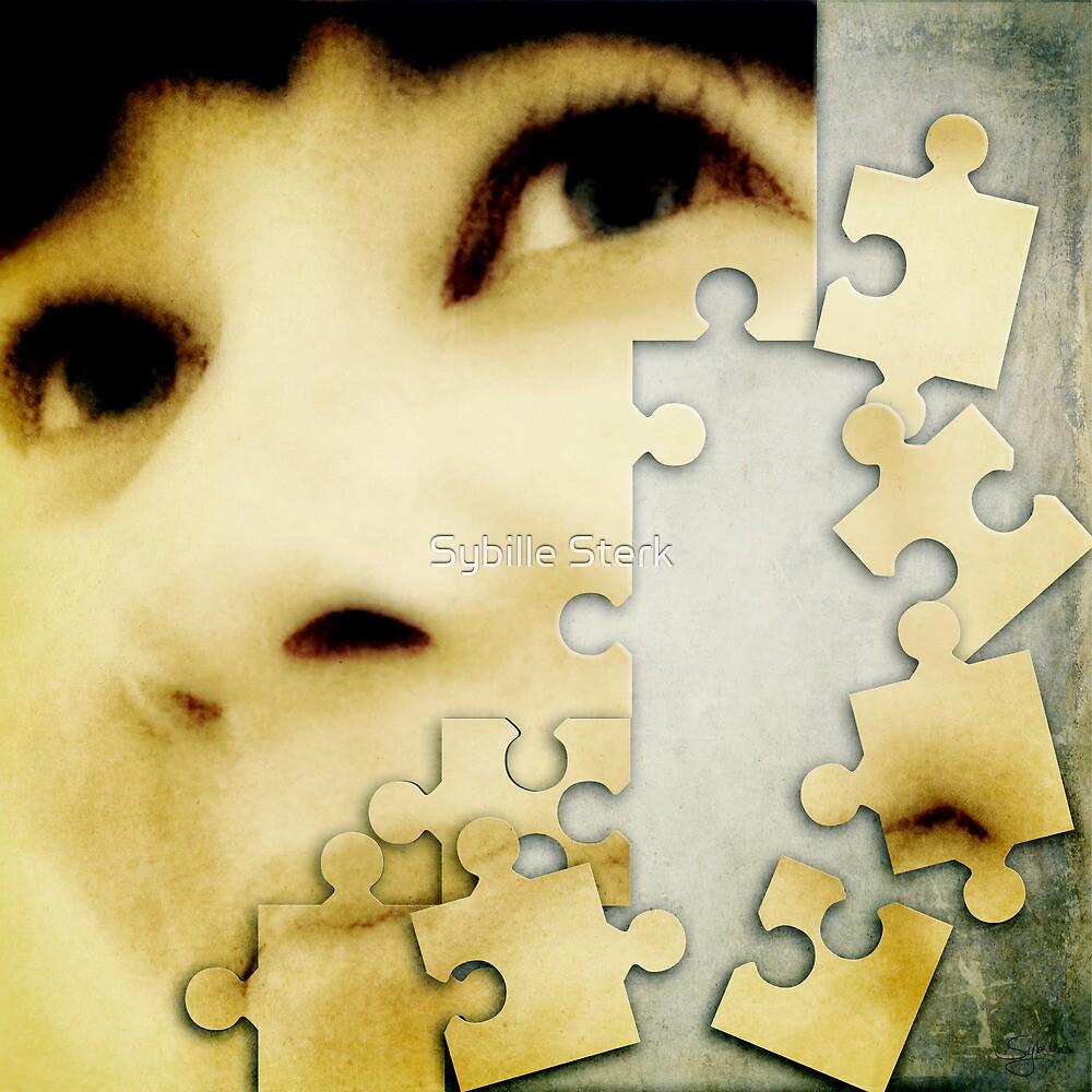 Jigsawed I by Sybille Sterk