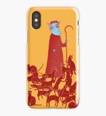 Herding Cats iPhone Case