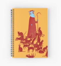 Herding Cats Spiral Notebook