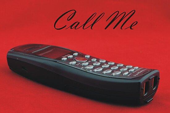 Call Me by Ian McKenzie