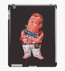 John McClane (Bruce Willis) - Akira Toriyama style iPad Case/Skin