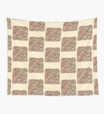 Where is wally in this product? Wall Tapestry
