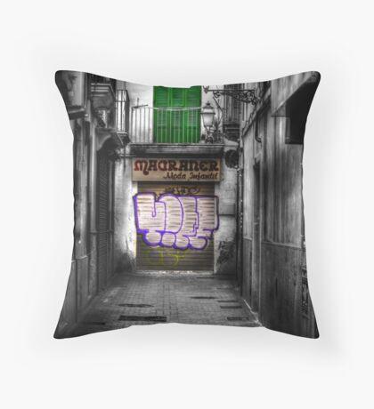 Magraner Throw Pillow