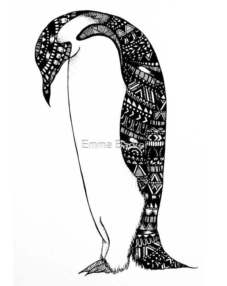 Penguin by Emma Barker