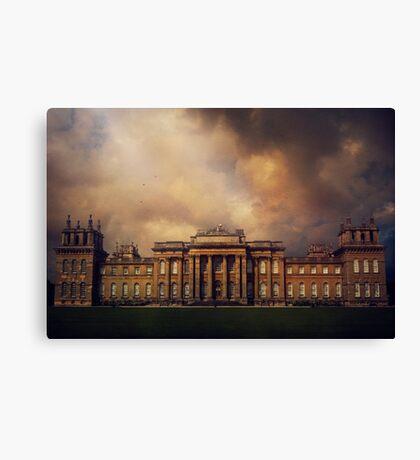 Blenheim Palace Canvas Print