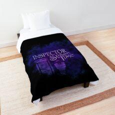Inspector Spacetime Comforter