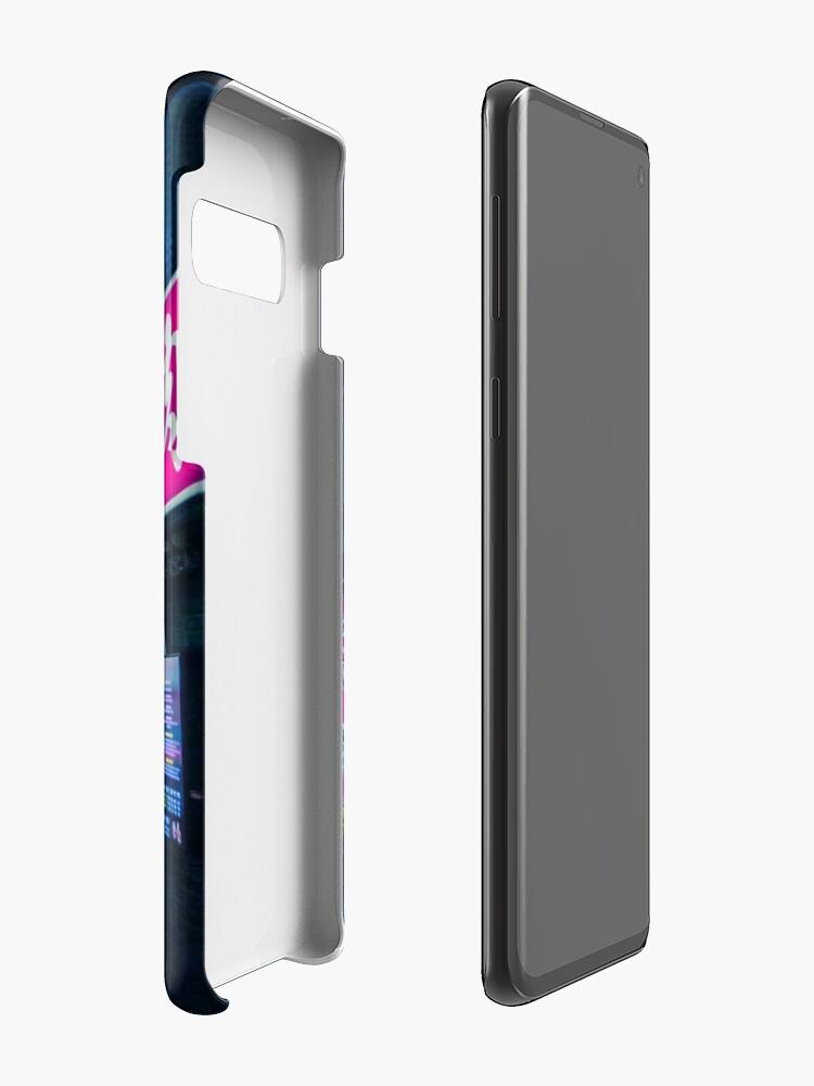 Alternate view of Jongro Couple Case & Skin for Samsung Galaxy