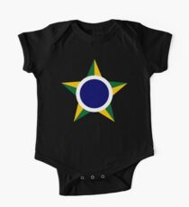 Brazilian Air Force Insignia One Piece - Short Sleeve