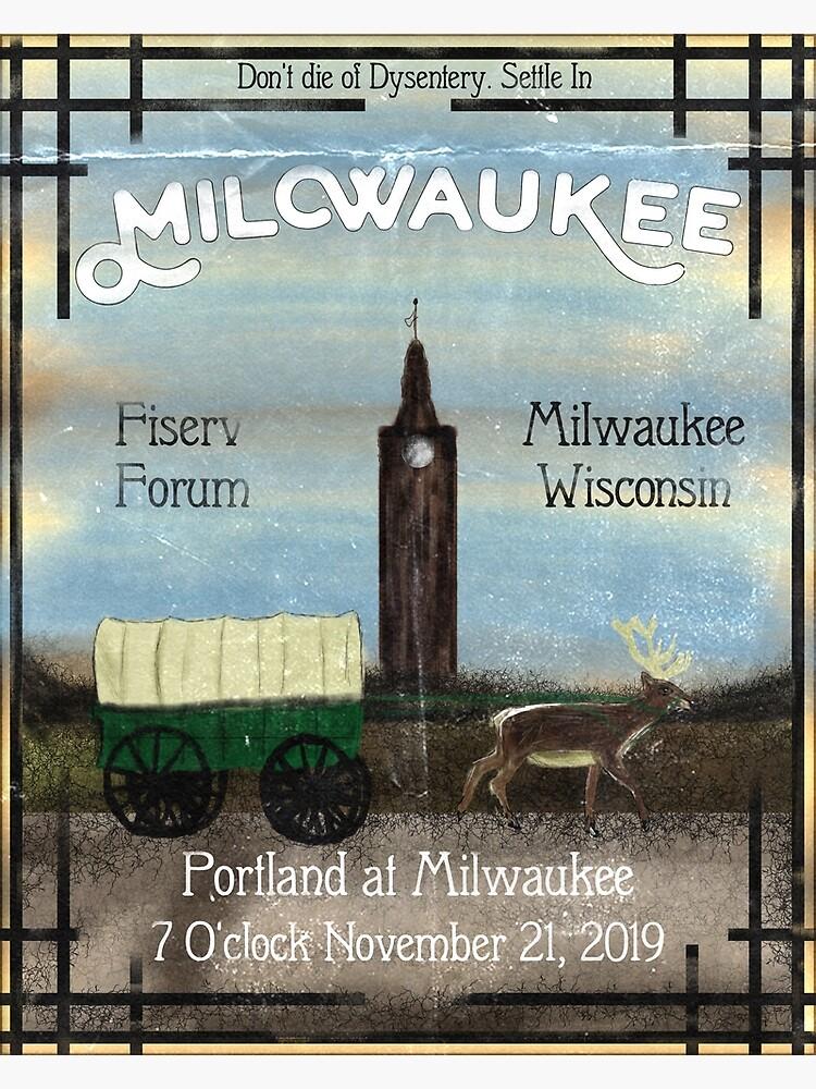 Settle In Milwaukee by AJW3-Art
