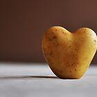 Potato Heart  by Kyoko Beaumont
