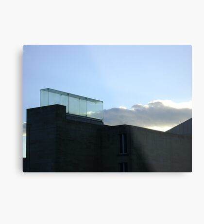 a trap for clouds Metal Print