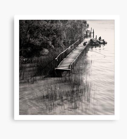 Life Close The River VII Metal Print