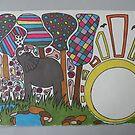 ZOO, Elephant by Michalina