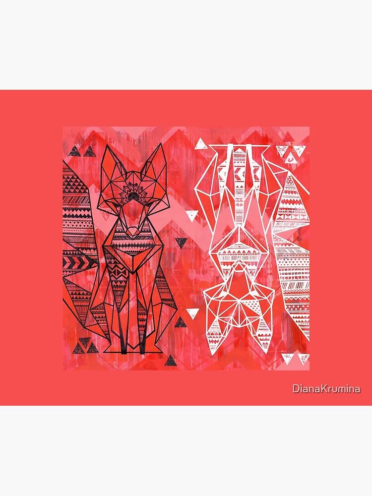 Fox sisters by DianaKrumina