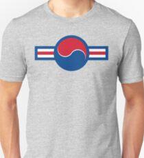 Republic of Korea Air Force Insignia T-Shirt