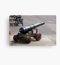 Canon Guard Canvas Print