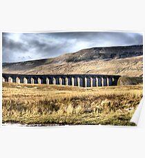 Ribblehead Viaduct Poster