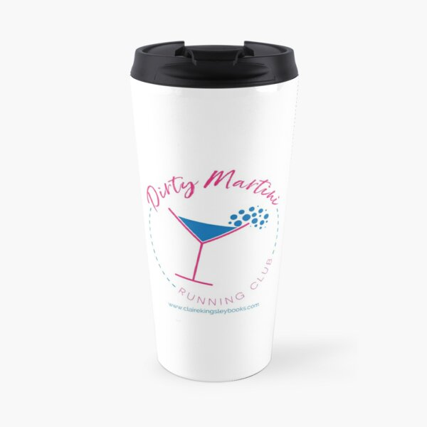 Dirty Martini Running Club Travel Mug