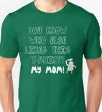 MY MOM! Regular Show Unisex T-Shirt